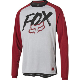 Fox Ranger Dr LS Jersey Boys steel gray